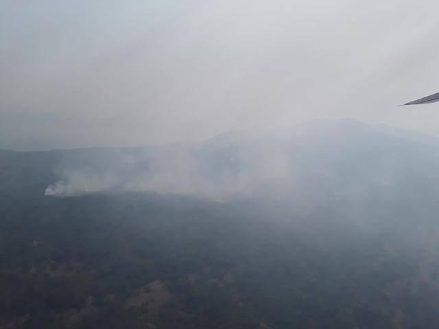 Лесные пожары в Черногории: украинская авиация уже сбросила 376 т воды. ФОТО + ВИДЕО