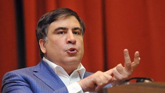 Саакашвили: Я вернусь в Киев вместе с людьми, после того как объеду все регионы Украины — РНС
