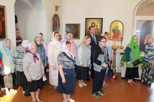 30 лет со дня монашеского пострига архиепископа Зосимы