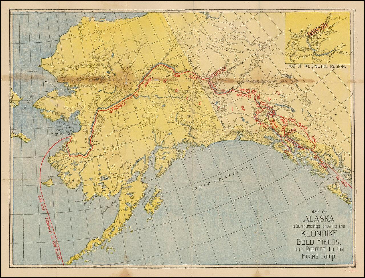 золотые поля Клондайка и маршруты в горный лагерь..jpg