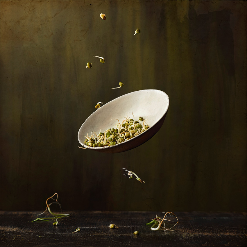 Красивая еда / фото Dombrecht Wesley