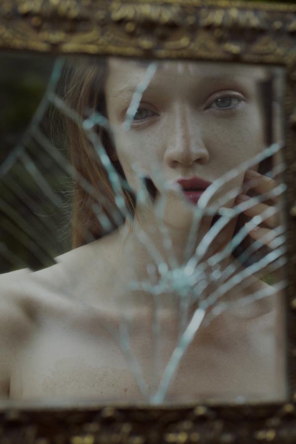 Dans le bois / фото Marta Bevacqua