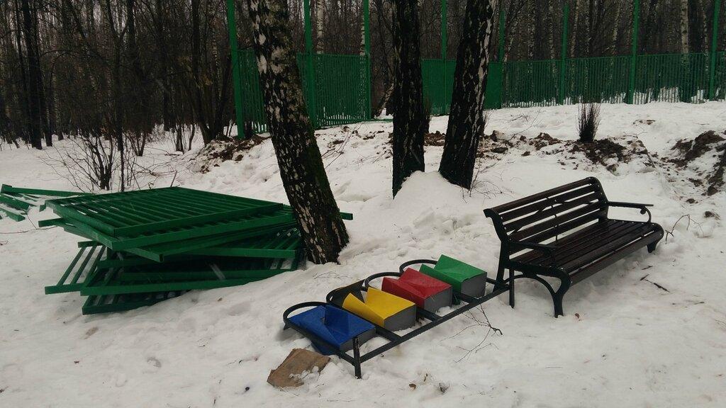 Экскаваторы в Тропарево