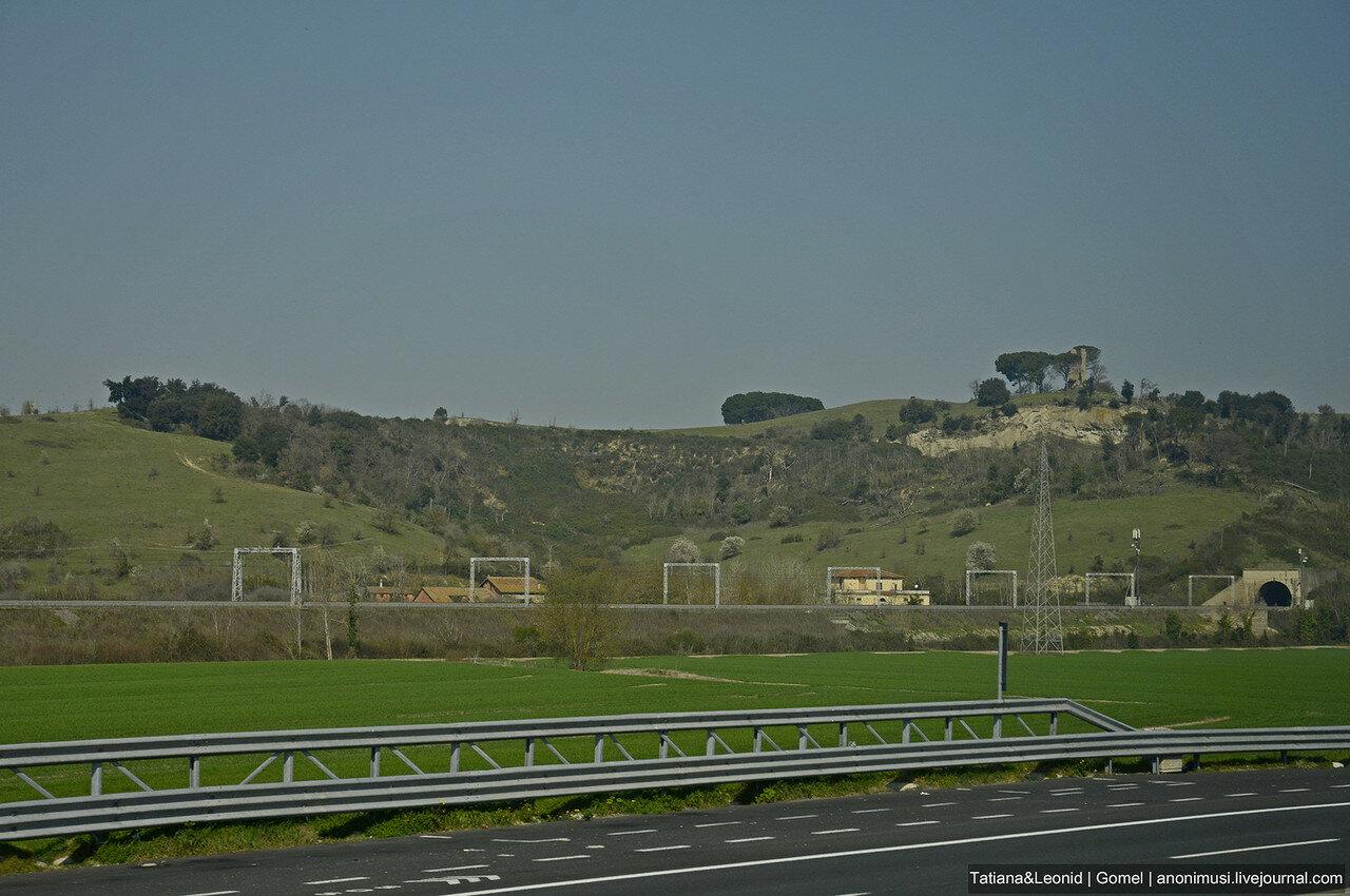 Дорога Рим-Флоренция