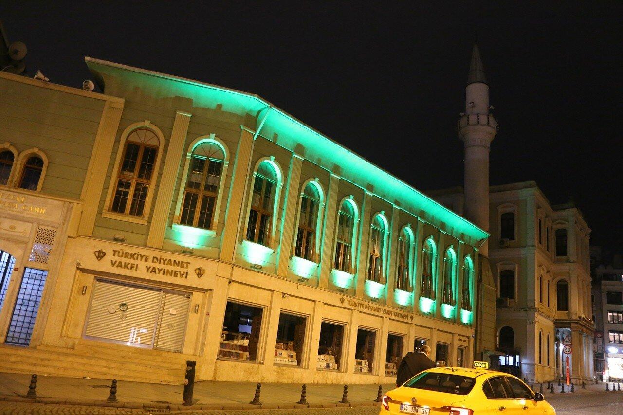 Istanbul Night Life. Fatih, Alemdar