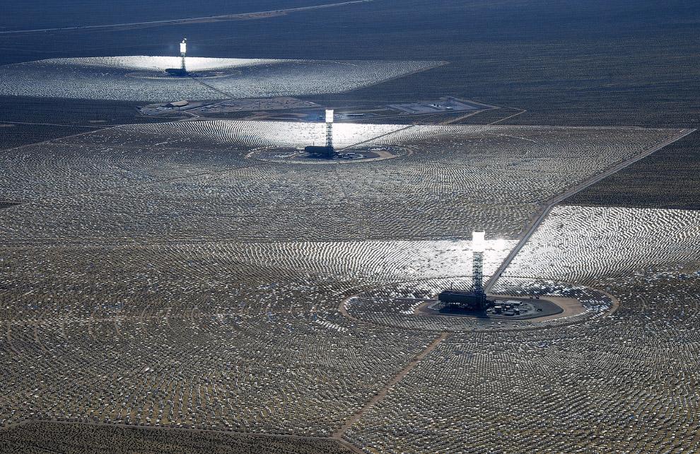 Постройка солнечной электростанции «Айванпа» является частью государственной программы, по кото