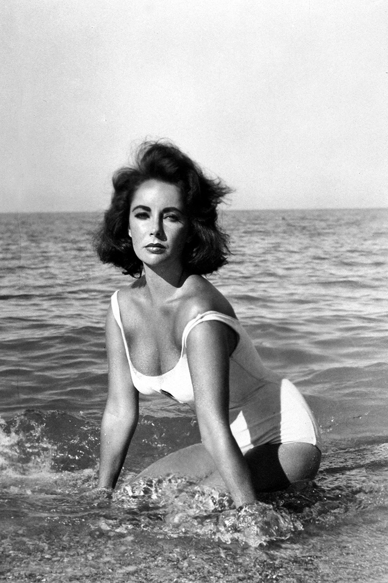 Элизабет Тейлор, 1959.