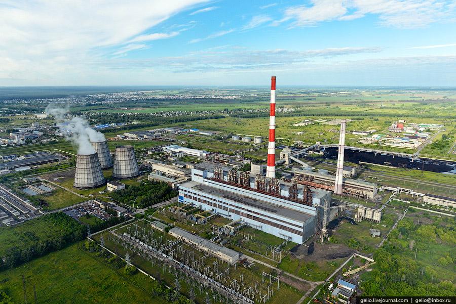 Барнаульская ТЭЦ-2 Электрическая мощность составляет 335,0 МВт, тепловая мощность – 1274 Гкал/ч