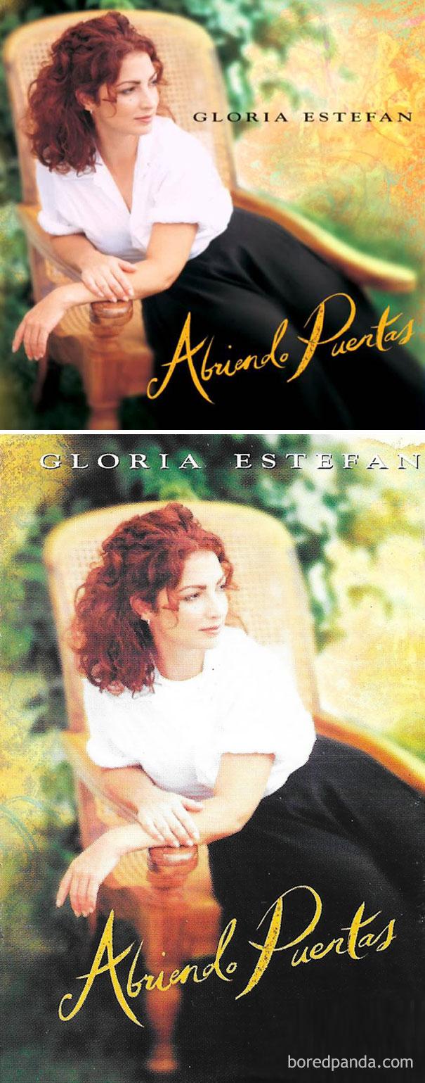 Глория Эстефан и альбом Abriendo Puertas.