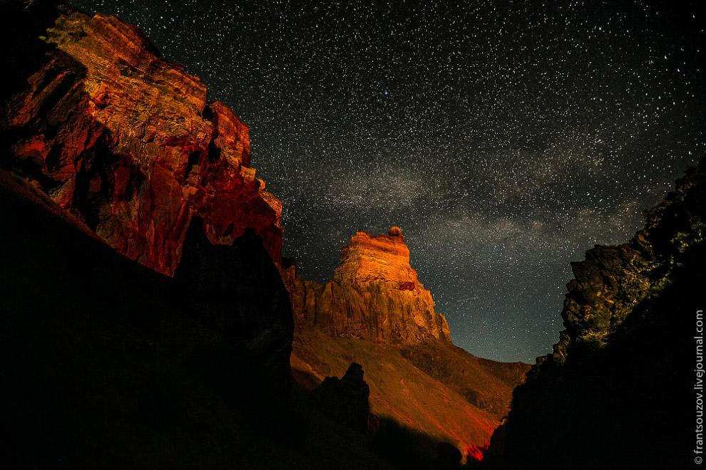 Есть еще одна магическая часть каньона, которую называют