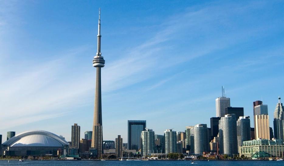 12. Си-Эн Тауэр, Торонто