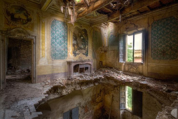 Заброшенная Италия (21 фото)