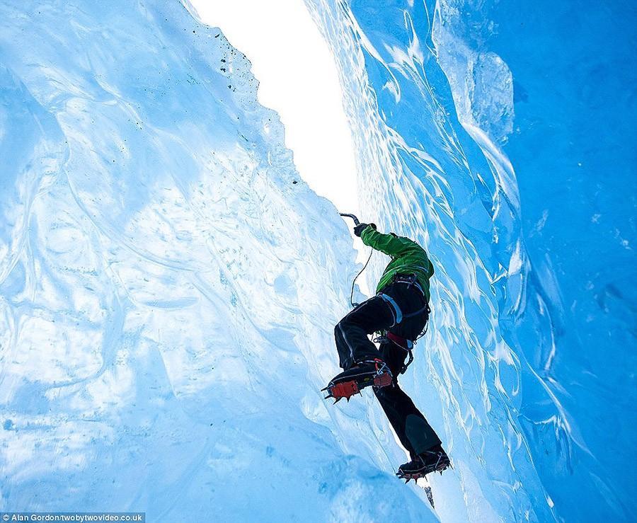 10. Вернитесь в ледниковый период — Аляска Последний ледниковый период закончился тысячи лет назад,