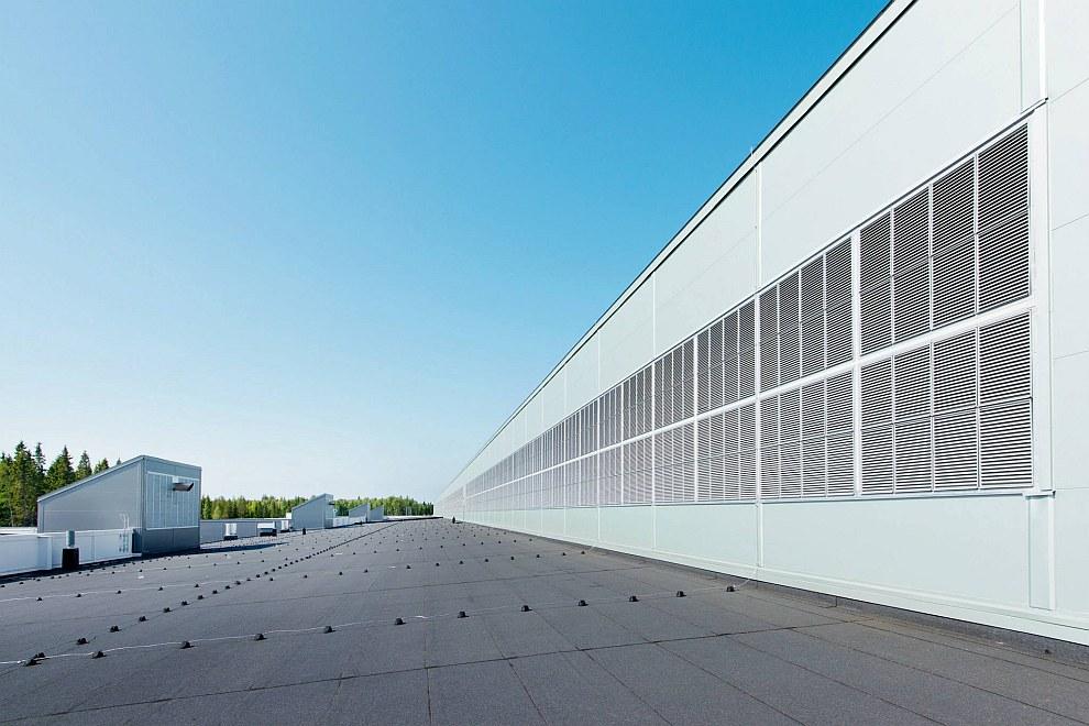 Местный субарктический климат помогает сделать энергозатраты на охлаждение серверов минимальным