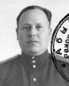 ЗЫРЯНОВ Николай Иванович. 1954 г.