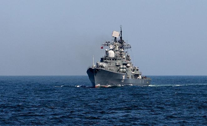 Корабли ТОФ ищут пропавший катер уберегов Камчатки