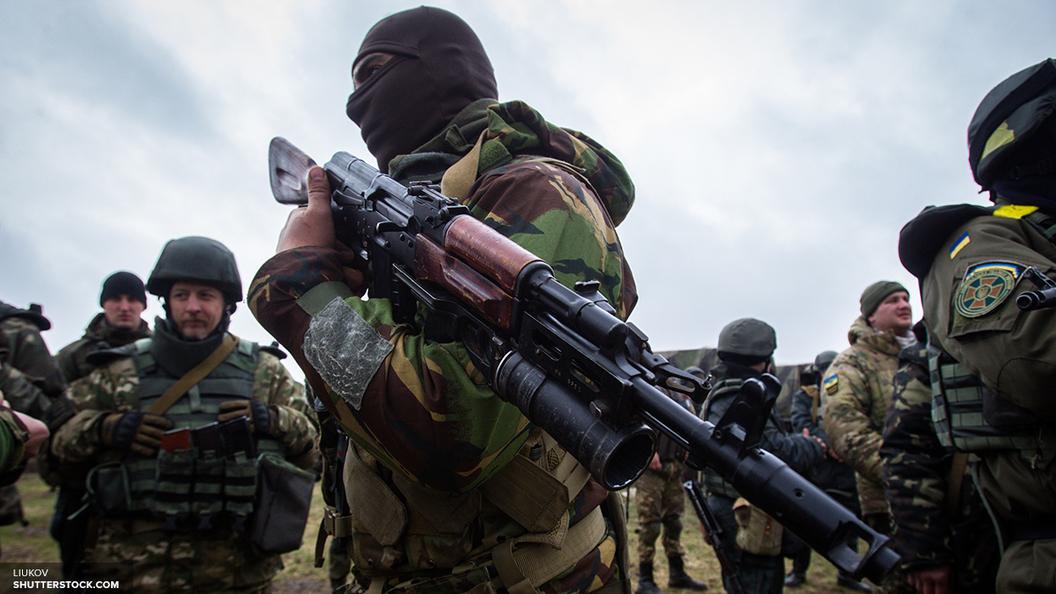 Напомощь украинским националистам прибыли снайперши изПрибалтики— ЛНР