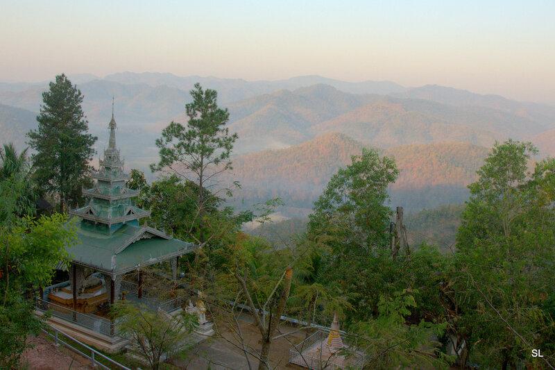 Wat Phra That Doi Kong Mu