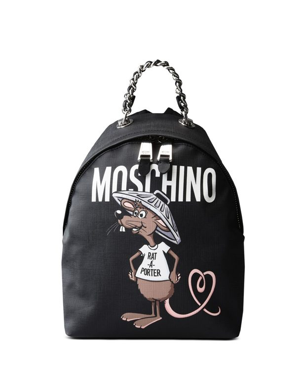 Images courtesy of Moschino