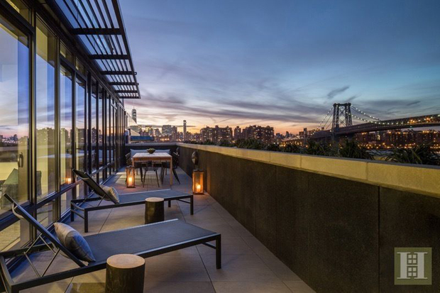 Discover The New Radiant Penthouse in Williamsburg
