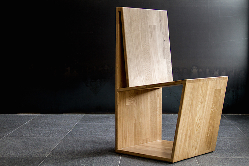 Clever Seat Storage by FLORES Taller De Arquitectura