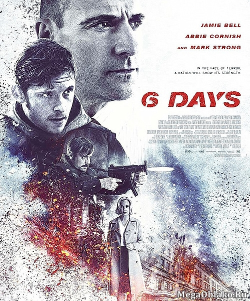 6 дней / 6 Days (2017/WEB-DL/WEB-DLRip)