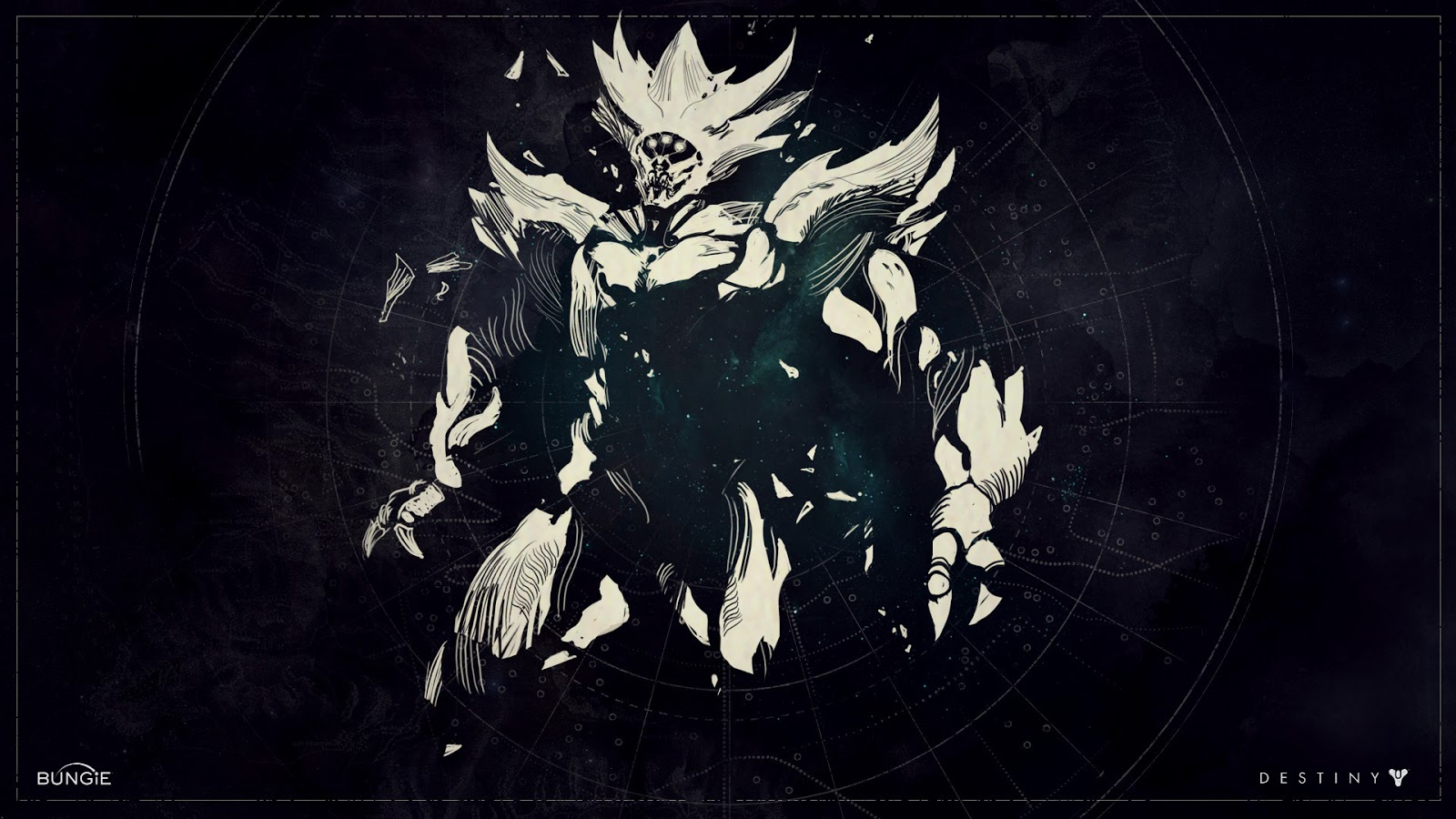 Destiny: The Taken King Concepts and Illustrations by Ryan DeMita