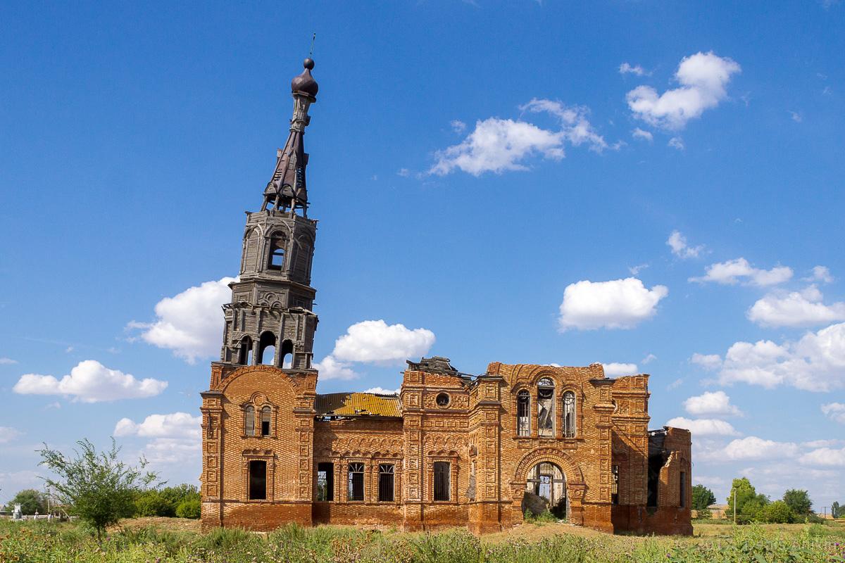 церковь в логиновке фото 2