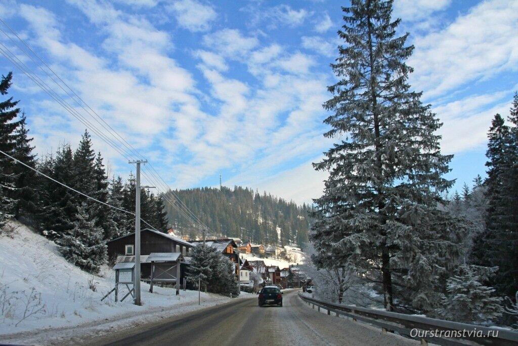 Словакия зимой, Ждиар