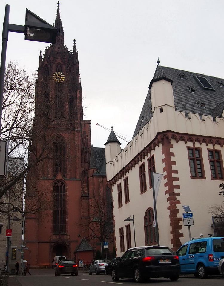 Kaiserdom Франкфурт