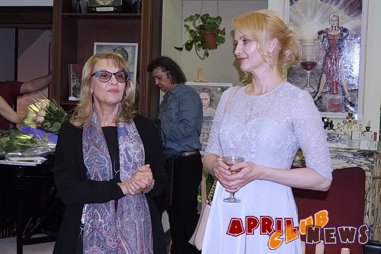 Светлана Тома и Юлия Бружайте