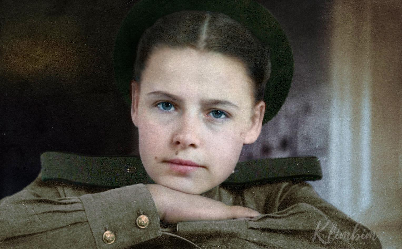 Гончарова Матрена Петровна, 1924 г. р.