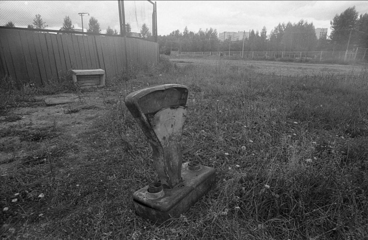 Памятник обвесу