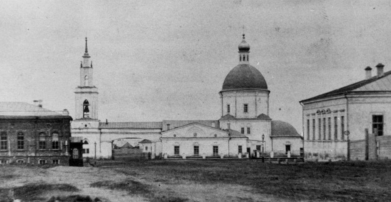 1870-1872. Церковь Илии Пророка.