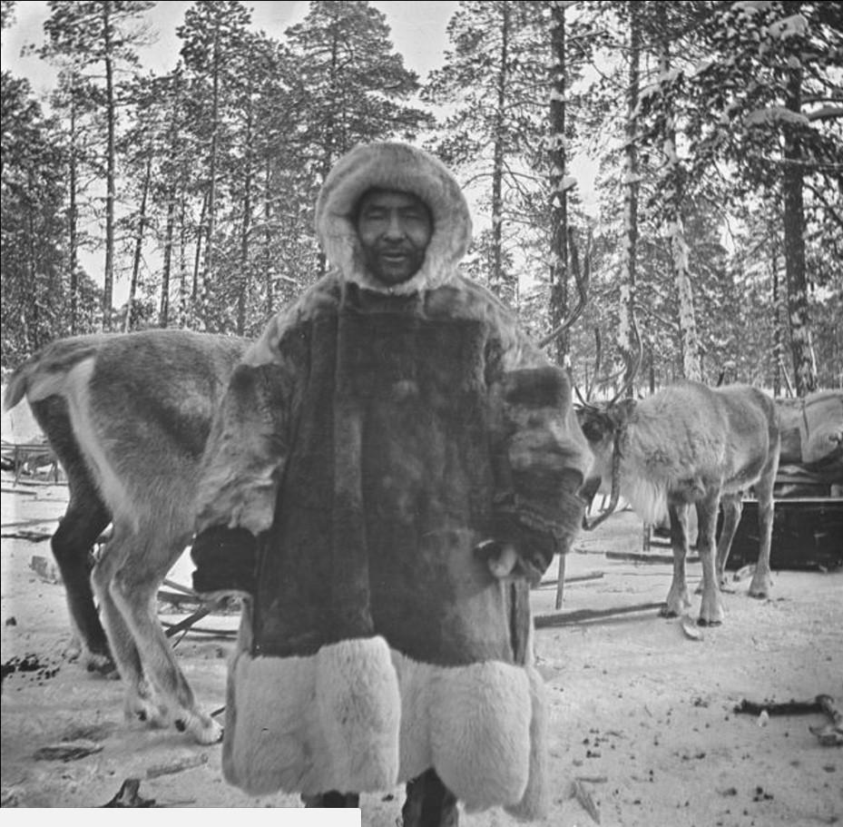 23. Самоед в зимней одежде.jpg