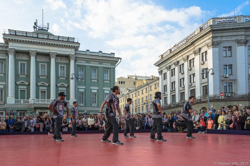 День Города 2017. Москва.
