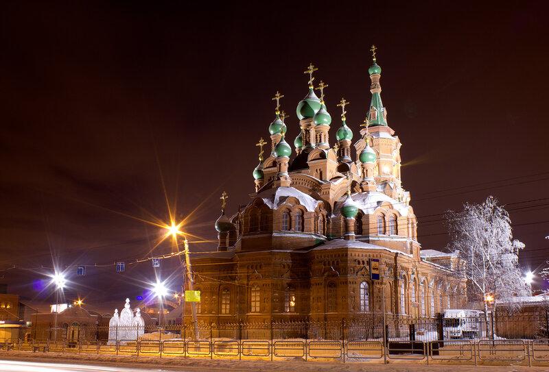 Челябинск, Свято-Троицкий храм