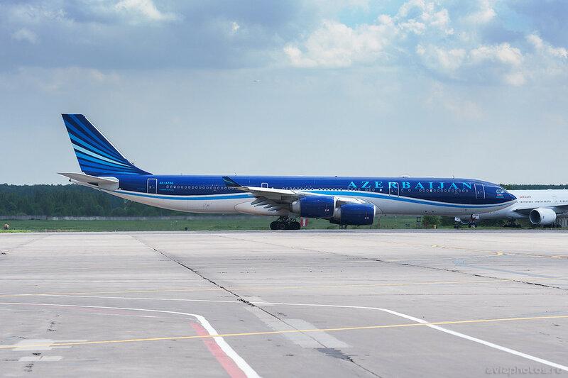 Airbus A340-542 (4K-AZ86) AZAL 014_D701759