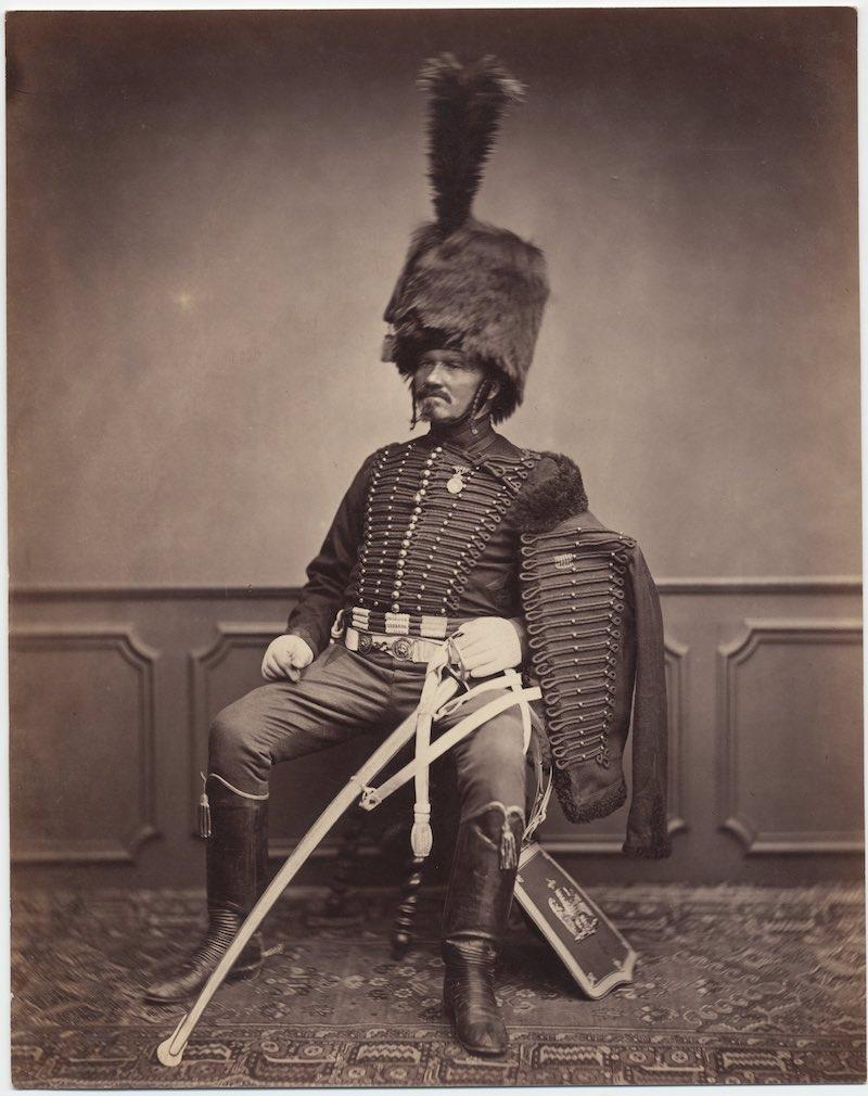 Monsieur Moret of the 2nd Regiment 1814/15