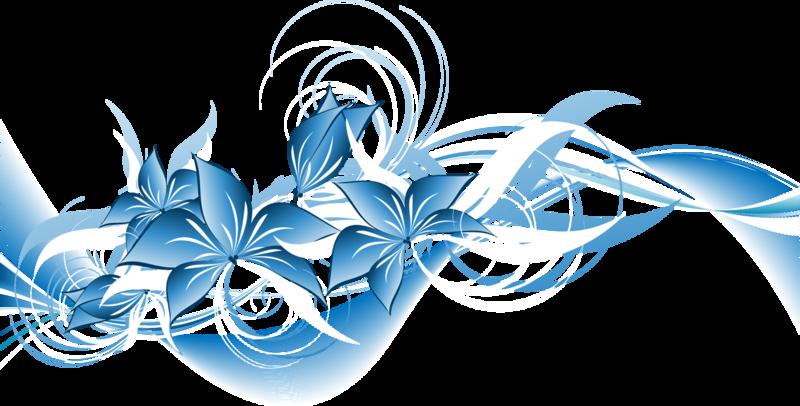 Цветочно-растительный декор