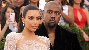 Ким Кардашьян ждет второго ребенка