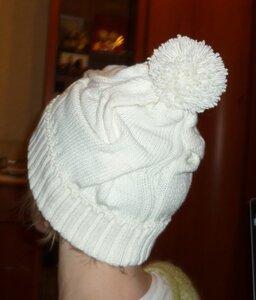Белая шапочка