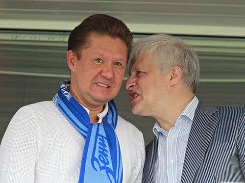 Миллер и Фурсенко