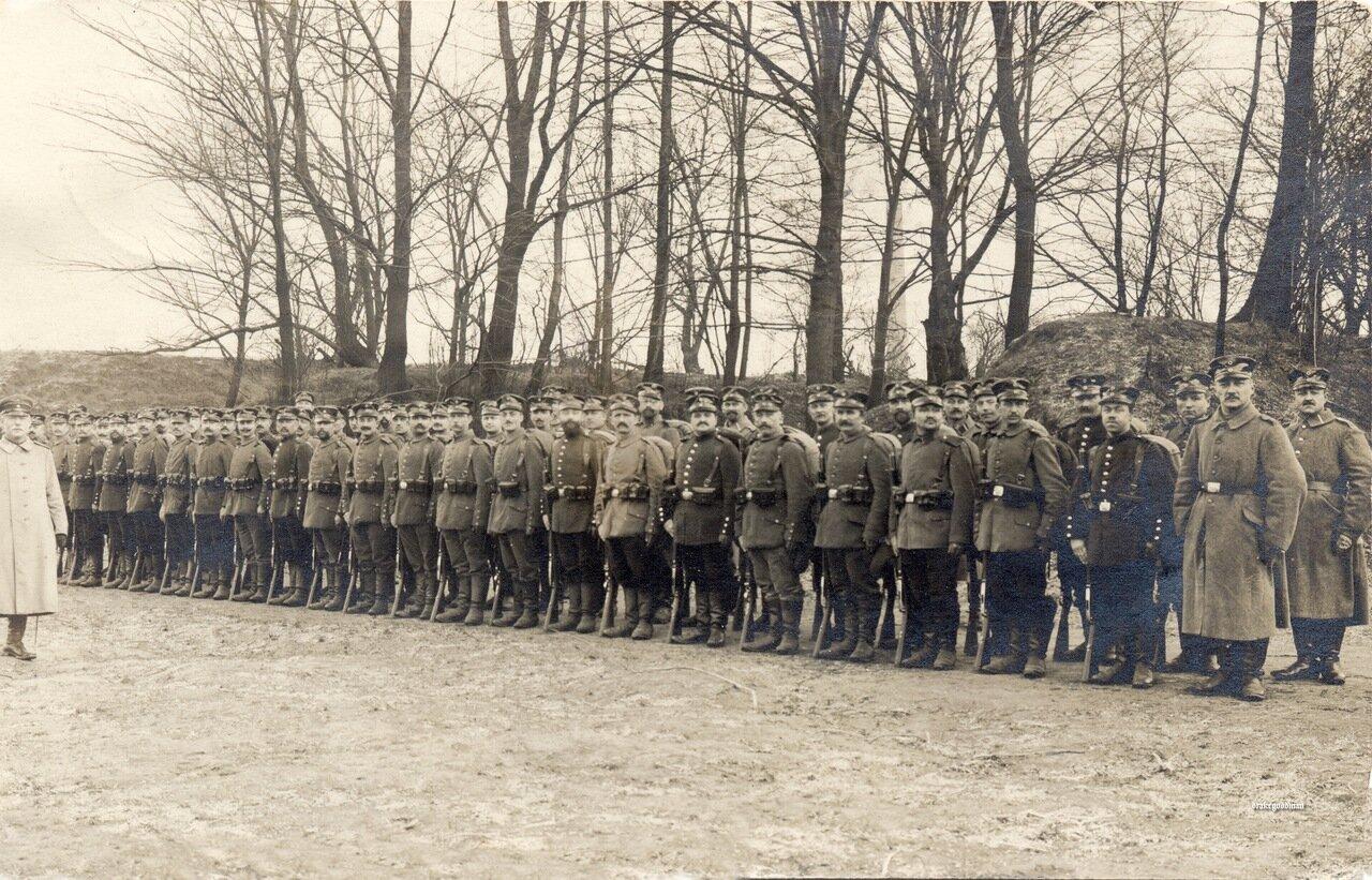 Ersatz Batl. Landsturm Infanterie Regt. 27