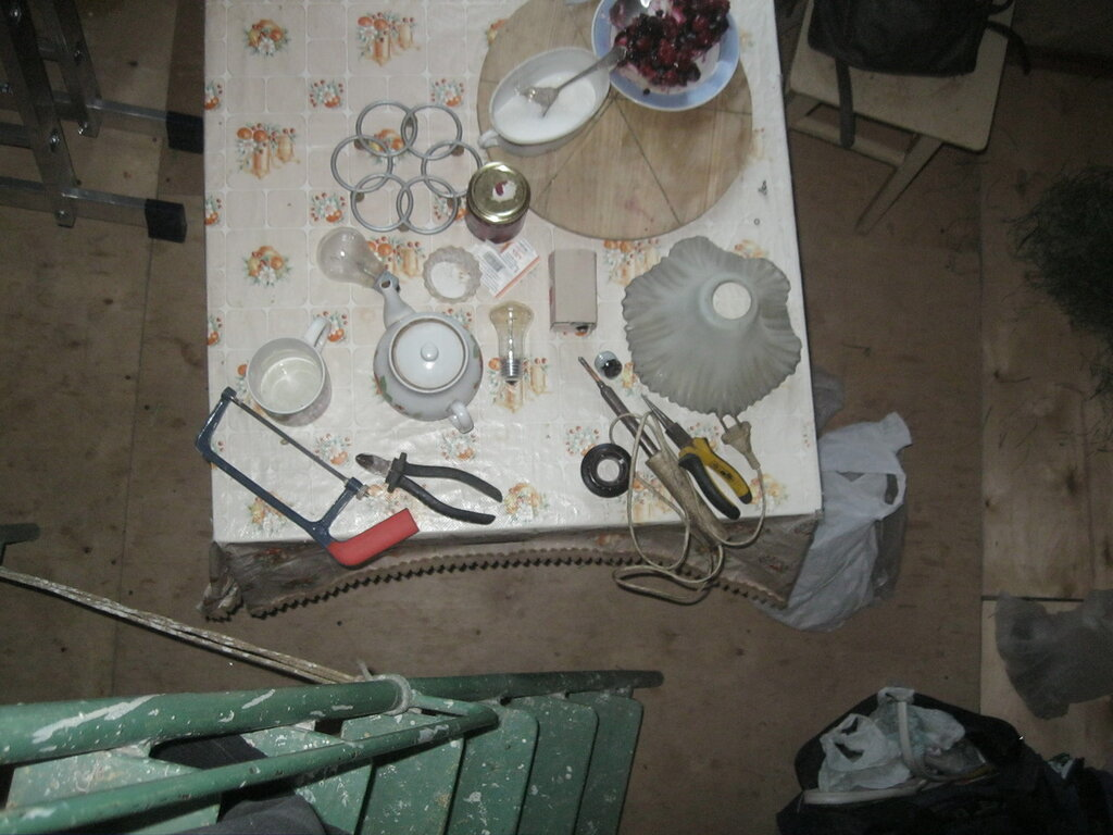 Мелкий ремонт светильников