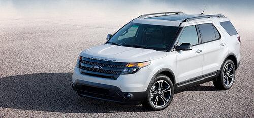 Ford Explorer оснастился русифицированной мультимедийной системой