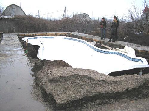 Реконструкция бассейнов, которая не требует вложения денег