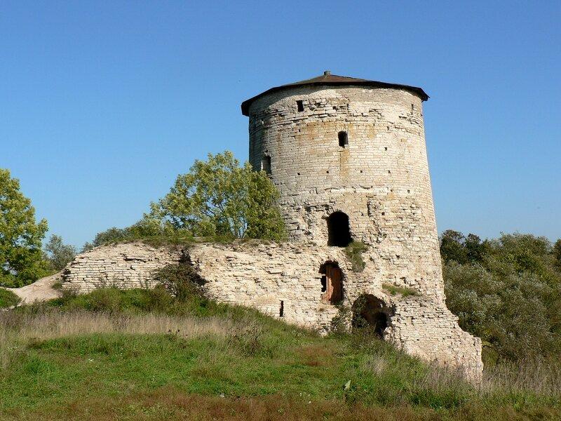 Псков. Гремячая башня (сентябрь 2006)