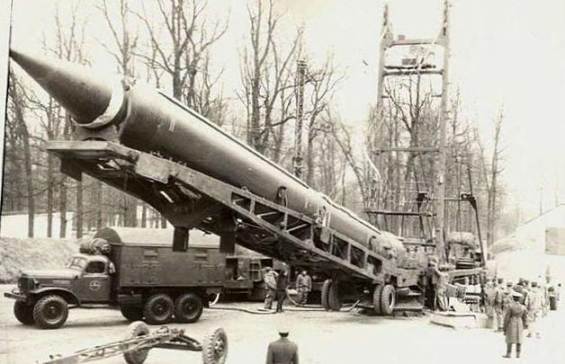 Как ракету устанавливают