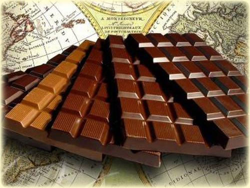 Всемирный день шоколада 11 июля. Шоколад покорил мир
